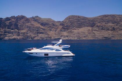 Tenefire Boat