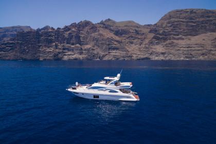 Tenerife Boat